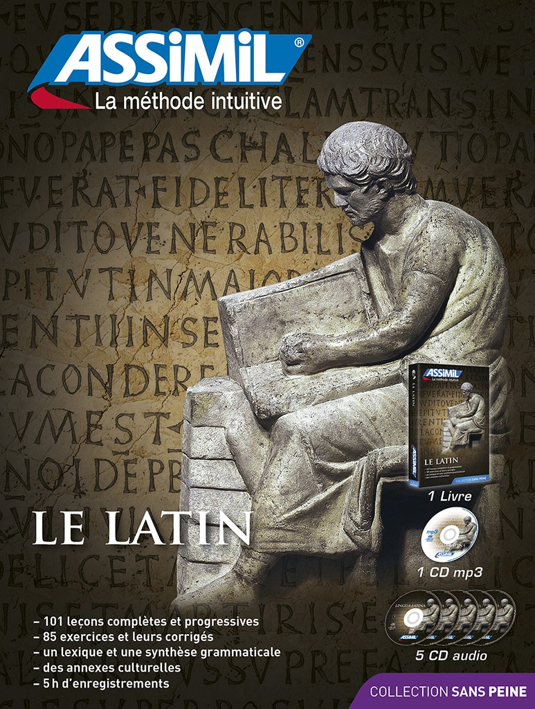 Le latin - Editions Assimil