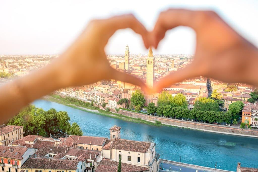 Mots d'amour en italien:  avec quelles expressions déclarer  sa flamme?