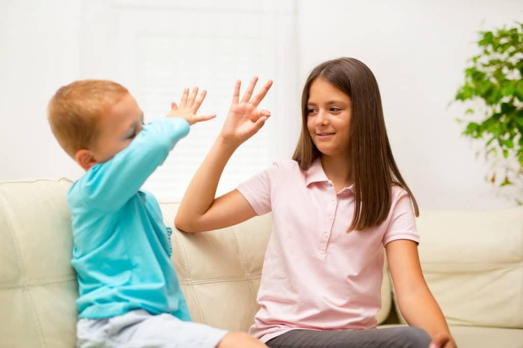 Cophotiques: en quelle langue  pensent les personnes sourdes ?
