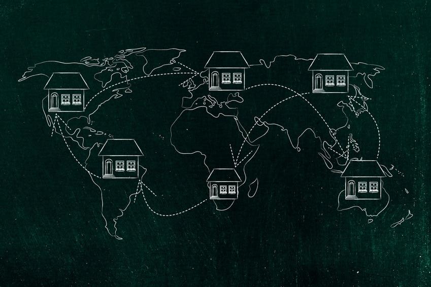 Vivre à l'étranger :  qu'est-ce qui est le plus difficile ?