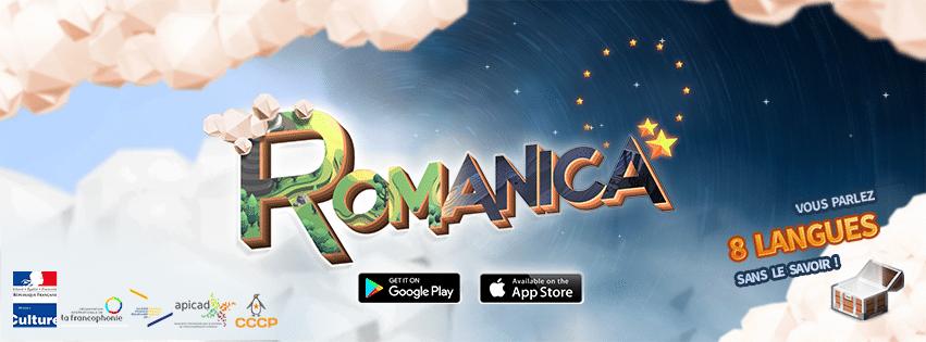 Romanica, le jeu vidéo gratuit  des langues romanes