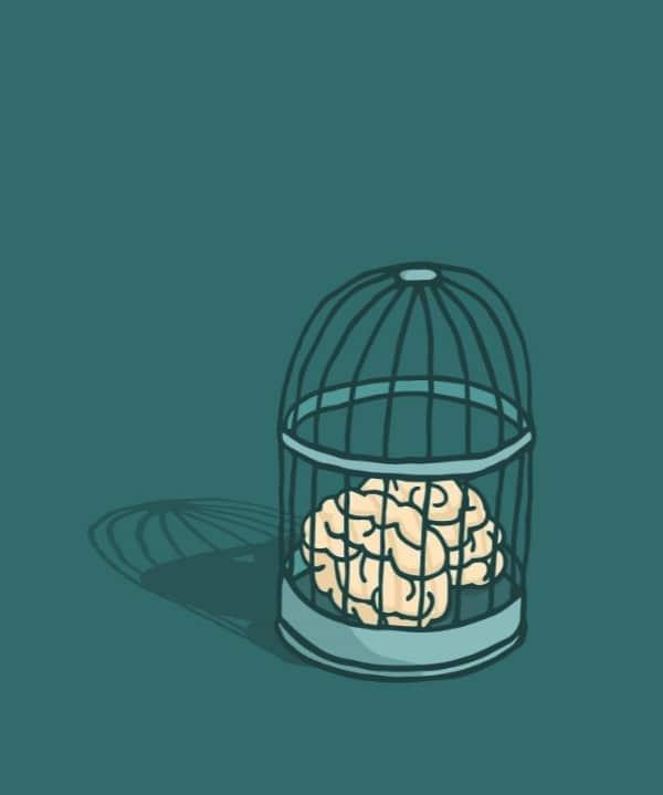 illustration langue et pensée