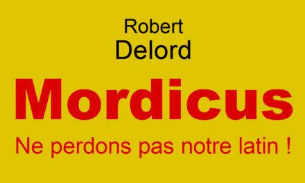 Jeu-concours : gagnez le livre Mordicus aux Belles Lettres