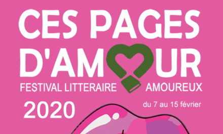 La dictée coquine© à la librairie Kléber pour le festival «Ces pages d'amour»