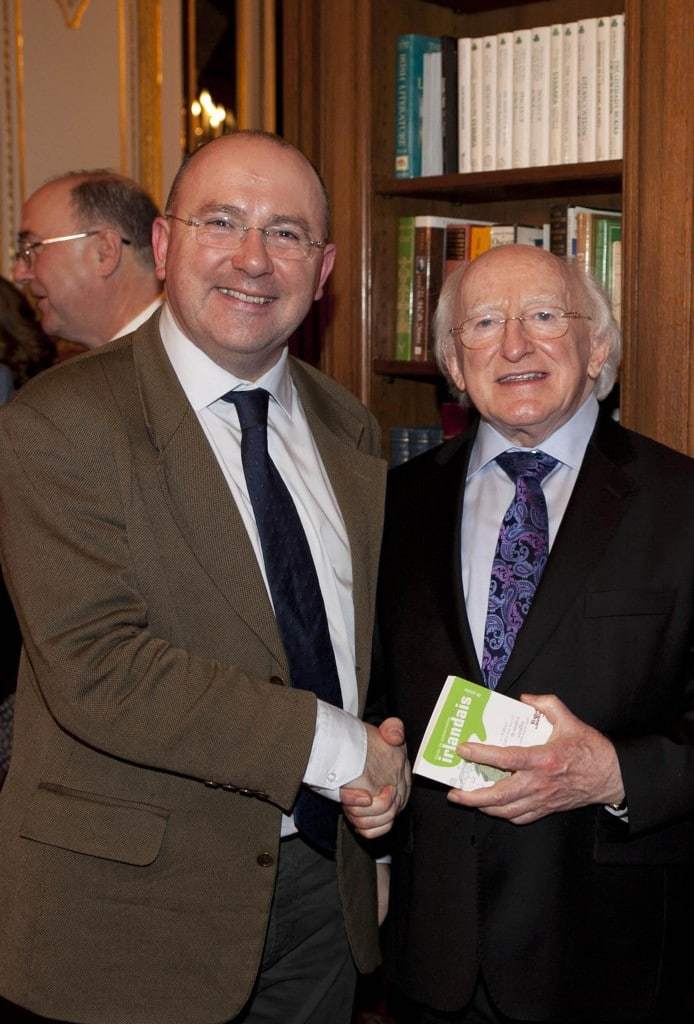 D01 Président Michael D et Ciarán MG L3_cadre