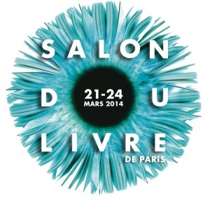 Logo Salon du livre de Paris 2014