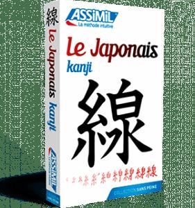 Le japonais - Kanji