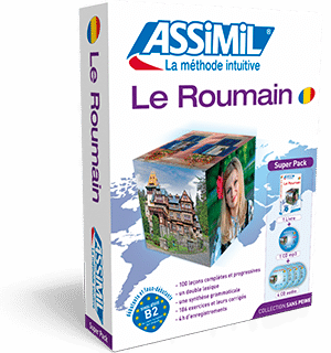 Le roumain en superpack (Editions Assimil, 2014)