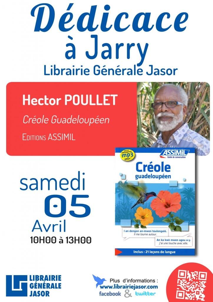 Dédicace Hector Poullet Assimil Jasor