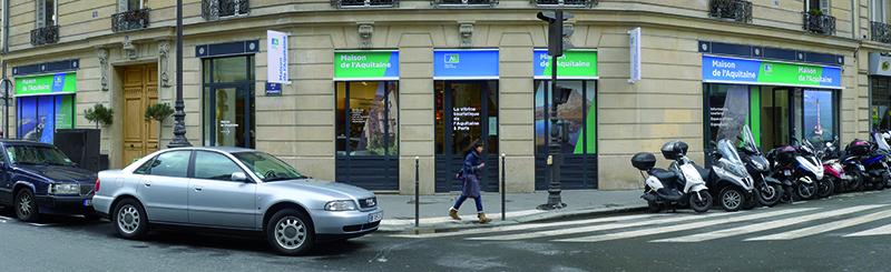 La Maison de l'Aquitaine 75001 Paris