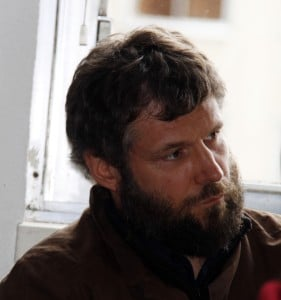 Portrait de Nicolas Tournadre