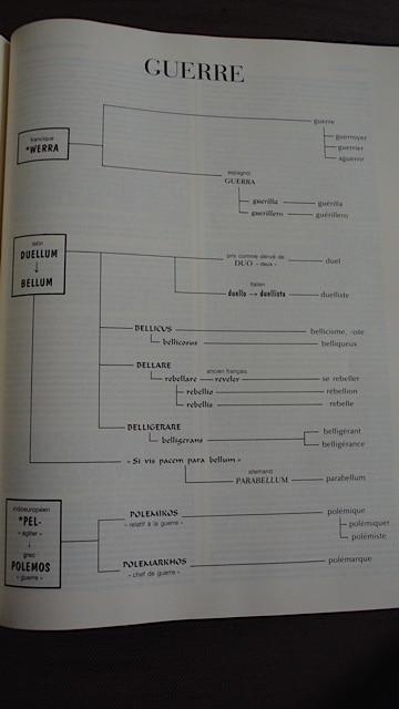 Dico historique du francais Le Robert