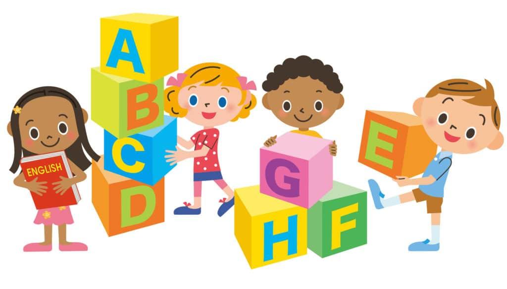 enfants bilingues