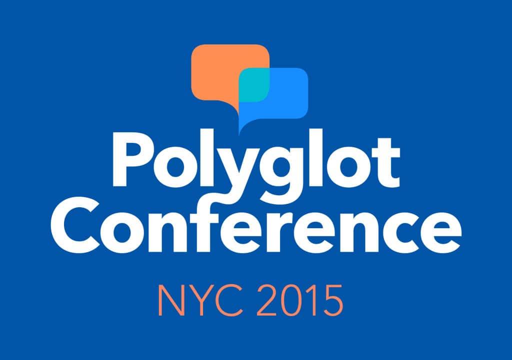 Logo de la Polyglot Conference 2015