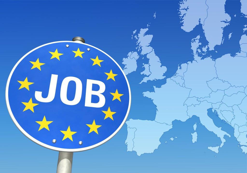 Jobs in Europa