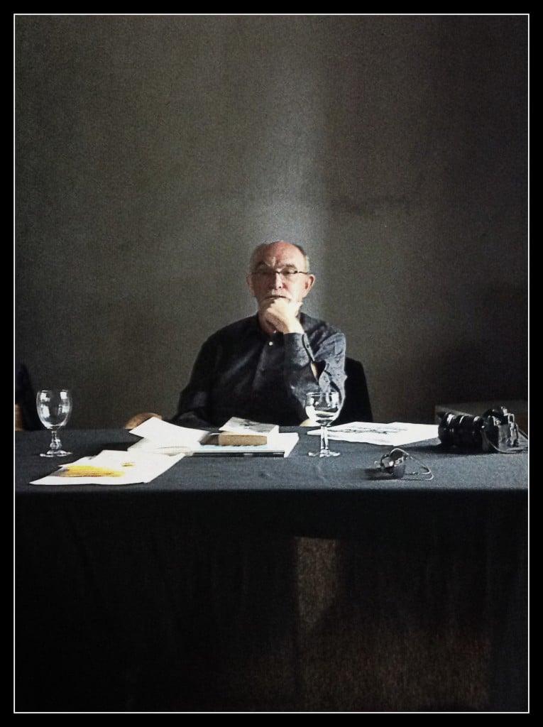 L'écrivain Gérard Macé