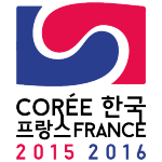 LOGO Annee FRANCE-COREE 2015-2016