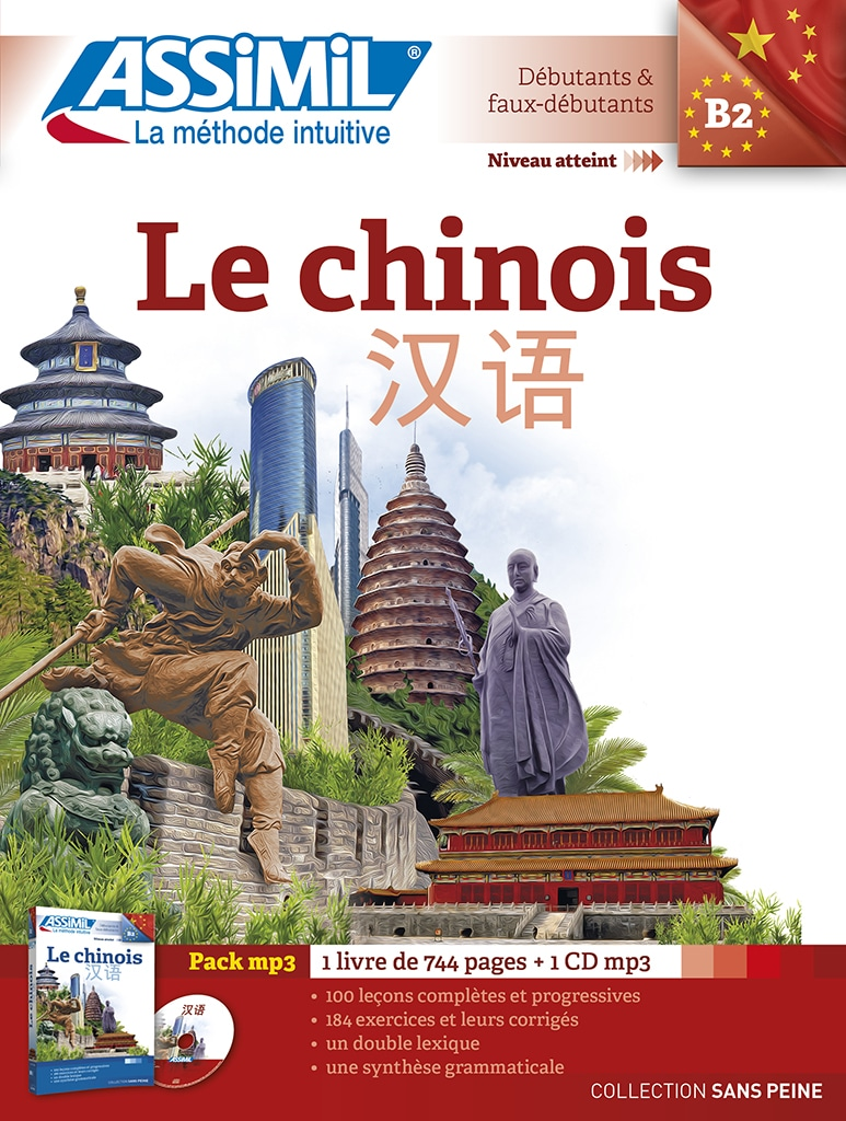 Chinois collection sans peine Assimil