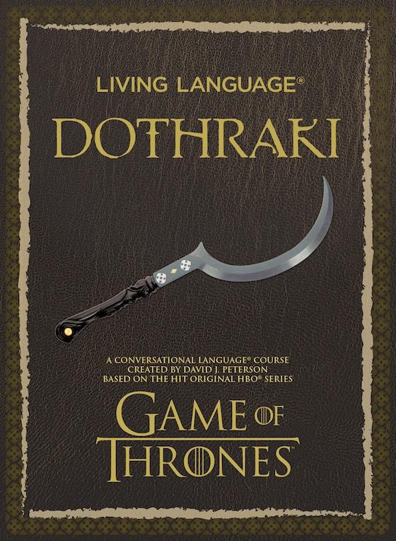 Cours de Dothraki