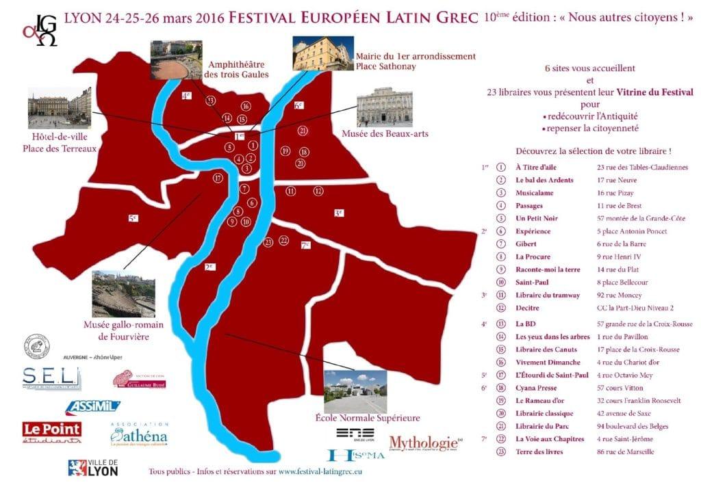 Manifestations Festival latin-grec