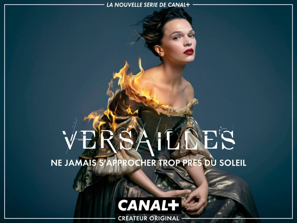 Versailles, une serie Canal +