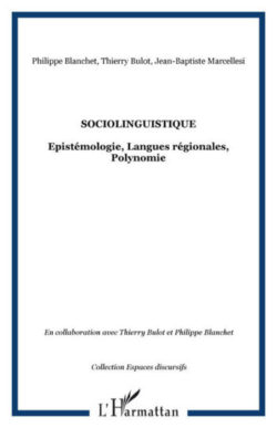 Sociolinguistique - Jean-Baptiste Marcellesi
