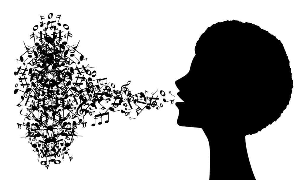 Apprendre une langue étrangère  en musique