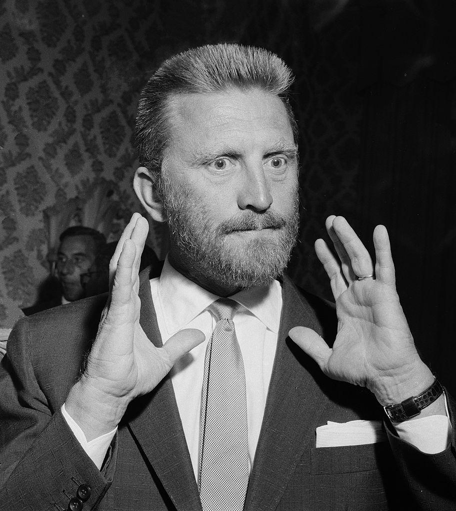 Kirk Douglas en 1955