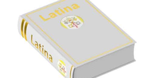 Une histoire du latin au Vatican