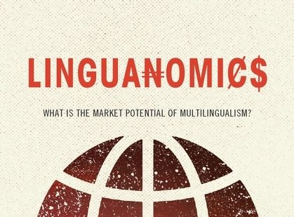 Linguanomics:  interview with Gabrielle Hogan-Brun