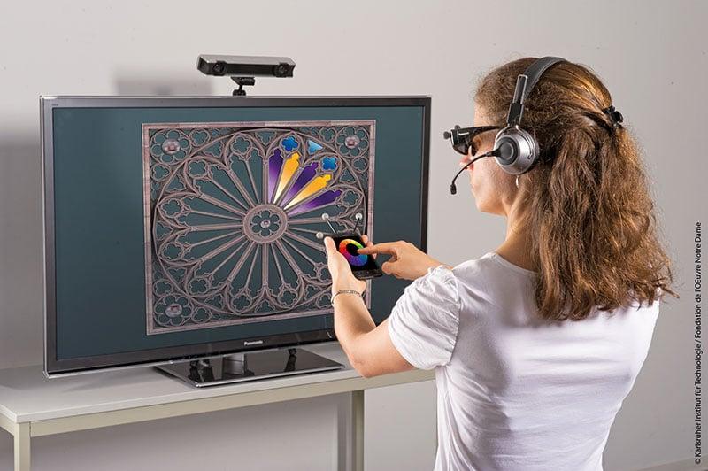 La réalité virtuelle  pour pratiquer et progresser  en langues étrangères