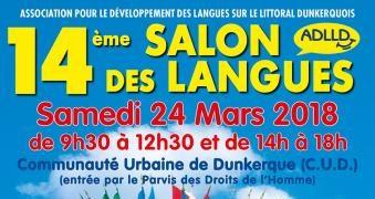 Salon des langues  de Dunkerque 2018 :  le portugais à l'honneur