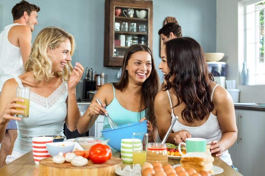Quand la cuisine aide à l'apprentissage  d'une langue étrangère