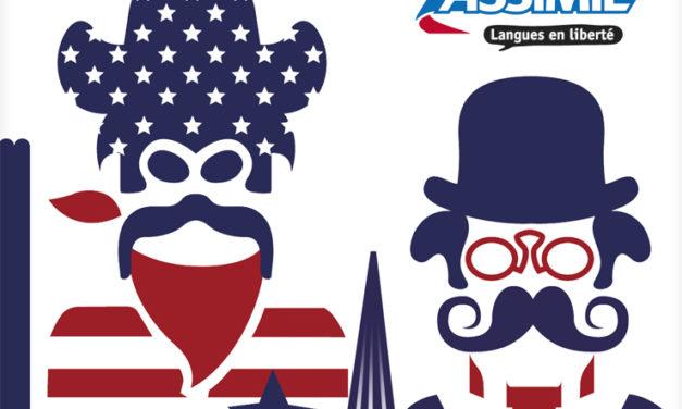 Une nouvelle édition  pour «Anglais ou Américain ? Les différences à connaître»