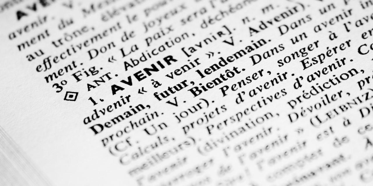 Quel avenir pour la langue française ?