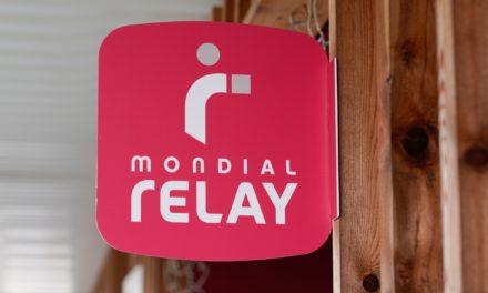 Nouveau : la livraison en points relais® avec Mondial Relay