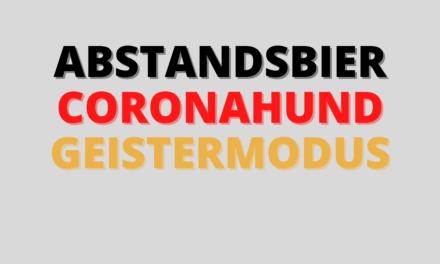 Crise sanitaire : quels sont les nouveaux mots allemands ?