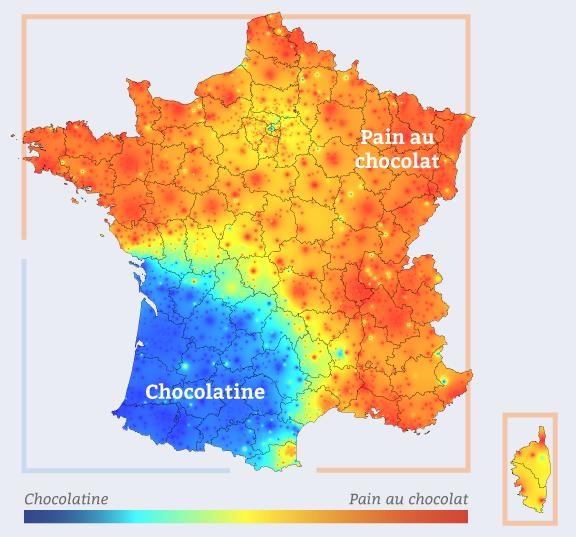 Pain au chocolat ou chocolatine : qui a raison ?
